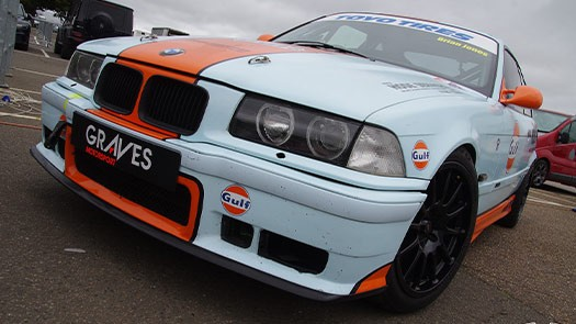 Project 8 Racing - Snetterton 200